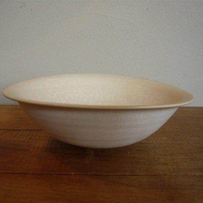 福岡彩子 shallow bowl