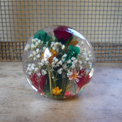 Hafod Grange Paperweights [Mixed Flora] 1