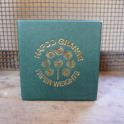 Hafod Grange Paperweights [Mixed Flora] 3