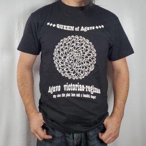 アガベ '笹の雪' - デザイン Tシャツ
