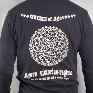アガベ '笹の雪' - デザイン スウェット