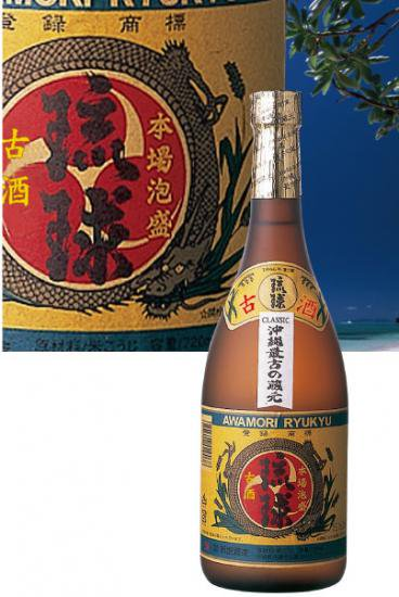 古酒琉球クラシック 25度 720ml
