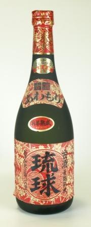 限定秘蔵古酒 古酒琉球43度8年 (23年もの)