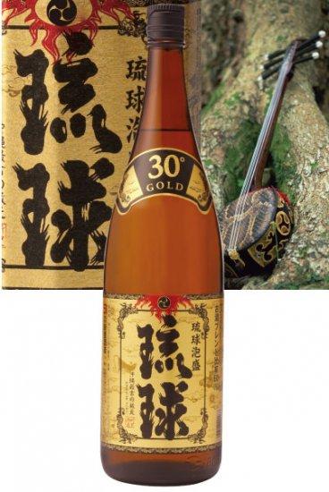 琉球GOLD30度 1800ml(古酒60%ブレンド)
