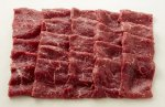 黒牛交雑種もも肉焼き肉用の商品画像