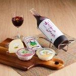 山ぶどうジュース・チーズセットの商品画像