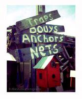 JILLIAN AUDREY | TRAPS BUOYS ANCHORS NETS PHOTOGRAPHY | フォトグラフィ/ポスター