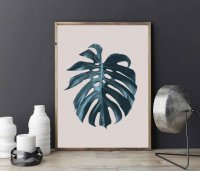LOVELY POSTERS | MONSTERA LEAF | A3 アートプリント/ポスターの商品画像
