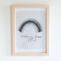 【レターサイズ】HAFEN x F.B.F | ORIGINAL WOOD FRAME | 国産無垢ウッドフレームの商品画像