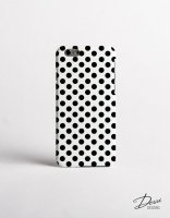 DESSI DESIGNS | POLKA DOTS | iPhone 6ケース