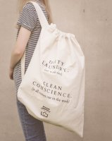 CHERRYT KNIT & CO. | LAUNDRY BAG | ランドリーバッグ