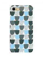 KAUNISTE (カウニステ) | SOKERI (ブルー) | iPhone 7/8/SE(第2世代)ケースの商品画像