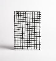 DESSI DESIGNS | CROSS STRIPES / GRID (white) | iPad Air 2 ケース