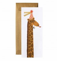 RIFLE PAPER CO. | GIRAFFE BIRTHDAY | ランドスケープカード