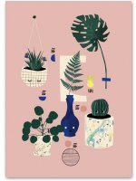 HUMAN EMPIRE | BOTANICAL STILL LIFE POSTER | ポスター (50x70cm)