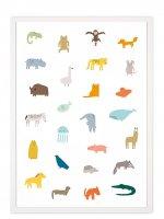 HUMAN EMPIRE | SAMBA SAMBA POSTER | ポスター (50x70cm)の商品画像