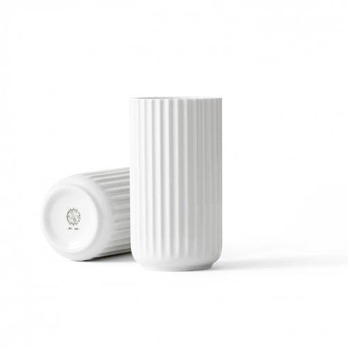 LYNGBY PORCELAIN   LYNGBY VASE 15cm (white)   フラワーベース/花瓶
