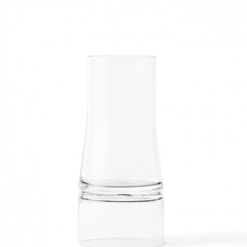 LYNGBY PORCELAIN | JOE COLOMBO VASE 2-IN-1 (clear) | フラワーベース/花瓶
