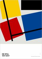 HUMAN EMPIRE | DE STILJL 2 | ポスター (50x70cm)の商品画像