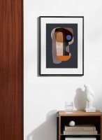 ATELIER CPH | ABSTRACT CUBISM | アートプリント/ポスター (50x70cm)