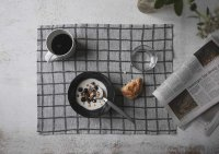 FINE LITTLE DAY | RUTIG JACQUARD WOVEN PLACE MAT (no.30112-PM) | ランチョンマットの商品画像