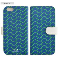 SCANDINAVIAN PATTERN COLLECTION | Weave (navy) | iPhone 6-6s-7-8 全対応ケース