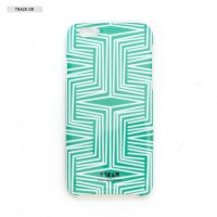 SCANDINAVIAN PATTERN COLLECTION | Track (green) | iPhone 6-6s-7-8 全対応ケース