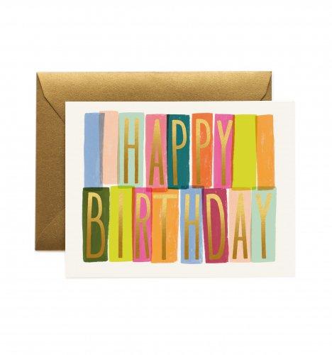 RIFLE PAPER CO. | MERIDA BIRTHDAY (GC...