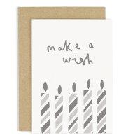 OLD ENGLISH CO. | MAKE A WISH (CC03) | グリーティングカードの商品画像
