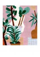 CLARA SELINA BACH | PLANTS | A3 アートプリント/ポスターの商品画像