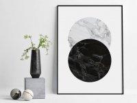 PROJECT NORD | FULL MOON | アートプリント/ポスター (50x70cm)の商品画像