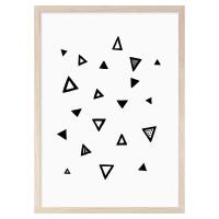 MINI LEARNERS | CONFETTI | A3 アートプリント/ポスターの商品画像