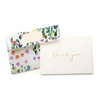 OUR HEIDAY | TULIPS THANK YOU CARD | グリーティングカード