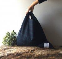 【ネコポス送料無料】ATELIER SETTEMBRE   TOTE BAG (green tartan #2)   トートバッグ/ショッピングバッグの商品画像