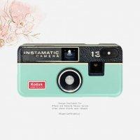 【ネコポス送料無料】SUGARLOAF GRAPHICS | MINT INSTAMATIC CAMERA | iPhone XRケースの商品画像
