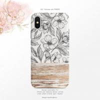 【ネコポス送料無料】SUGARLOAF GRAPHICS | FLORAL | iPhone X/XSケース
