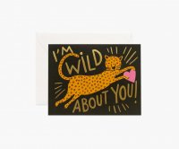 RIFLE PAPER CO. | WILD ABOUT YOU (GCL039) | グリーティングカード