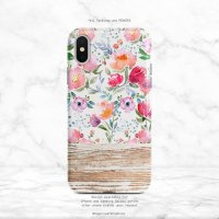 【ネコポス送料無料】SUGARLOAF GRAPHICS | PINK FLOWER | iPhone 11 proケース