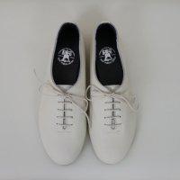 REN | プレーンレースアップシューズ (ivory white) | シューズの商品画像