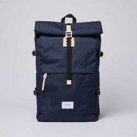 SANDQVIST | BERNT (navy) | バッグの商品画像