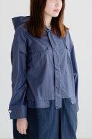 【SALE 30%オフ】sneeuw (スニュウ)   ナイロンmixマウンテンパーカー (colorB/size3/men's')  ジャケットの商品画像