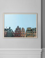 NOUROM | STOCKHOLM, OLD TOWN #5 | アートプリント/ポスター (50x70cm)の商品画像