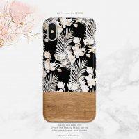 【ネコポス送料無料】SUGARLOAF GRAPHICS   PALM LEAVES   iPhone 7/8ケース【スマホケース アイフォン シンプル 北欧】の商品画像