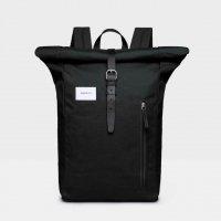 SANDQVIST | DANTE (black) | バッグ【北欧 シンプル スウェーデン リュック】の商品画像