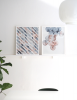 SILKE BONDE | STRIPE POSTER | アートプリント/ポスター (40x50cm)の商品画像