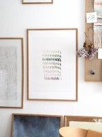 SILKE BONDE | SEASONS POSTER | アートプリント/ポスター (50x70cm)の商品画像