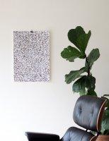 SILKE BONDE | RABBIT POSTER | アートプリント/ポスター (50x70cm)の商品画像
