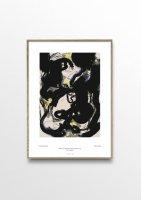 【ネコポス送料無料】BY GARMI | etude | A4 アートプリント/ポスター【北欧 シンプル アート インテリア おしゃれ】の商品画像