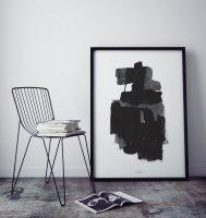 aboutgraphics   SQUARED #2   アートプリント/ポスター (50x70cm)【北欧 デンマーク シンプル おしゃれ】の商品画像