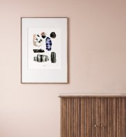 aboutgraphics   SEVEN INKS   アートプリント/ポスター (40x50cm)【北欧 デンマーク シンプル おしゃれ】の商品画像